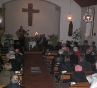 Kirchensilvester in Oldersum